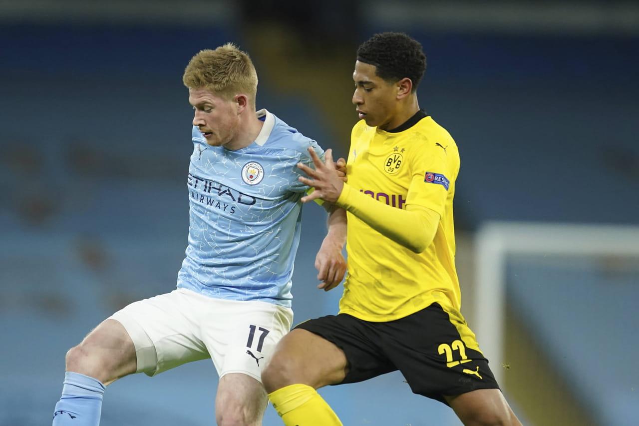 Dortmund - Manchester City: le Borussia Dortmund battu sur sa pelouse (1- 2), le résumé du match