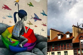 Les 20 plus belles fresques de street art en France