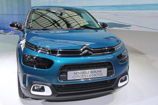 Nouveau Citroën C4Cactus: les premières photos et toutes les infos