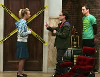 The Big Bang Theory : La machine incroyable