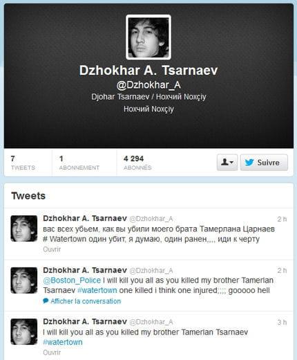 twitter dzhokhar a