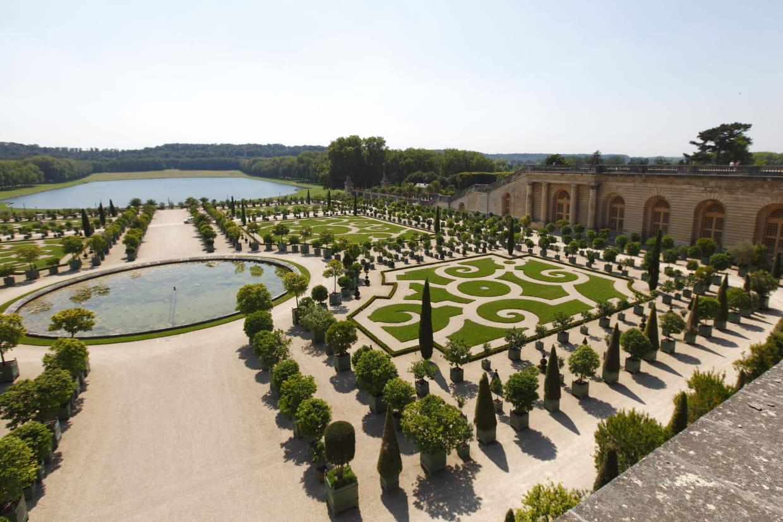 Ch teau de versailles visite id ale du domaine tarifs et horaires - Jardin chateau de versailles horaires ...