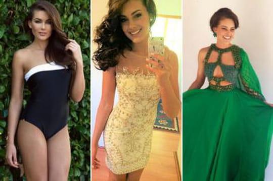 Rolene Strauss: lesphotos lesplus sexy deMiss Monde surTwitter