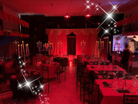 Restaurant : O...k - Sanova  - restaurant diner spectacle Uchizy -   © flo