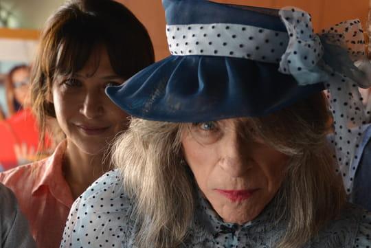 """Mme Mills: Sophie Marceau pense que Pierre Richard """"peut tout jouer"""""""