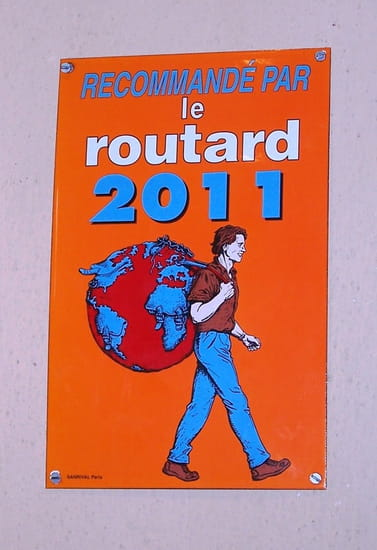 Les Agapes  - Guide du routard 2011 -