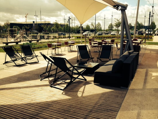 Rockside Café  - terrasse 2 -   © rocksidecafe