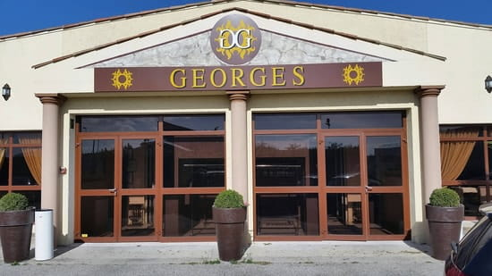 Entrée : Restaurant Georges  - Entrée -