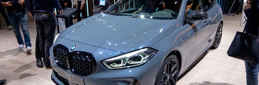 Les photos de la BMW Série 1au Salon de Francfort