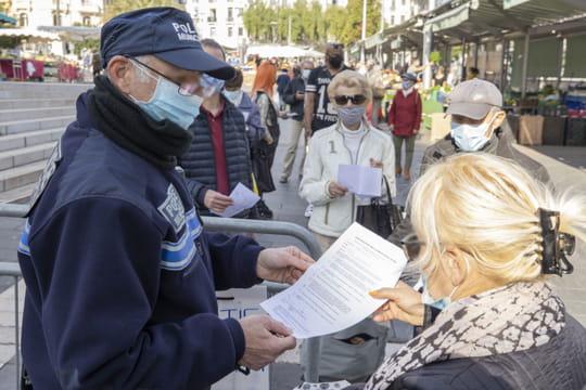 Attestation de déplacement Covid: le nouveau document ici