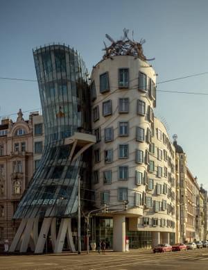 Frank Gehry - La maison dansante (Prague)