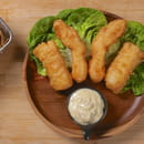 Plat : Yellow Kitchens  - Fis&Chips -   © Yellow Kitchens