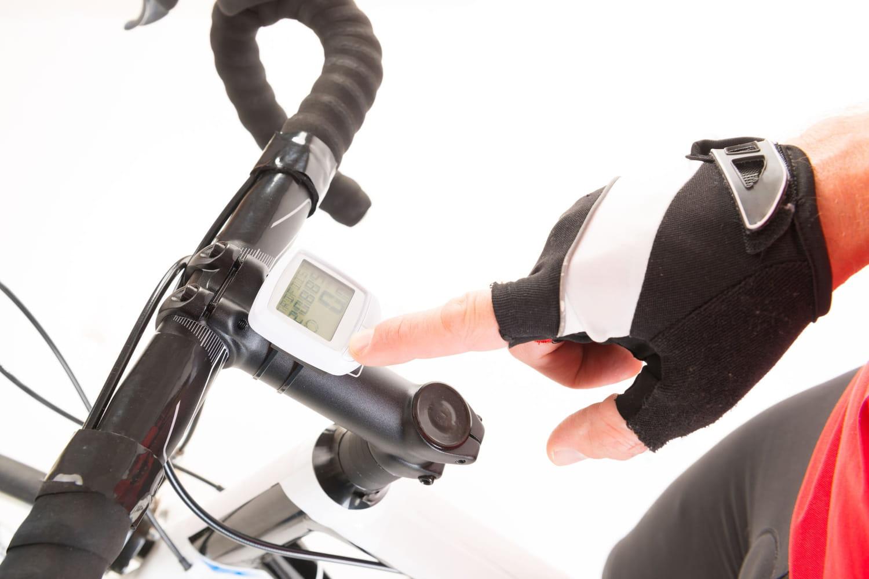 Installer un odomètre sur un vélo