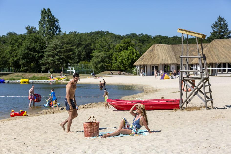 Camping Les Alicourts dans le Loir-et-Cher