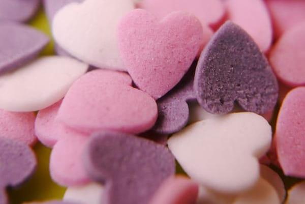 Déclaration d'amour de la Saint-Valentin