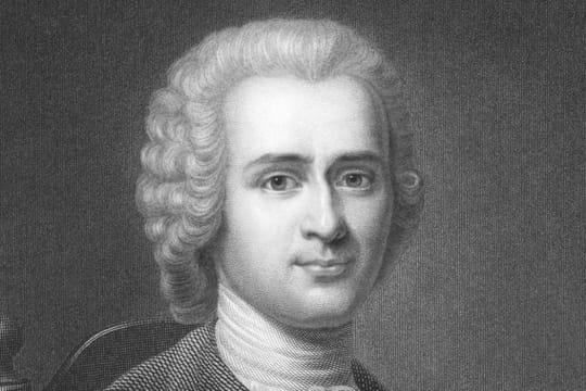 Jean-Jacques Rousseau: biographie courte de l'auteur du Contrat social