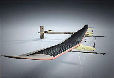 l'aérodynamisme de l'aile est du aux 120 nervures en fibre de carbone.