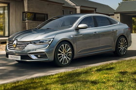Renault Talisman: la version restylée dévoilée! Ce qui change [photos]