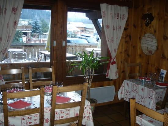 Restaurant Le Perce Neige  - le perce neige -