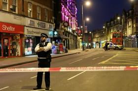 """Deux blessés à Londres dans une attaque """"terroriste"""", l'assaillant tué"""