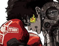 Megalo Box : The Man from Death