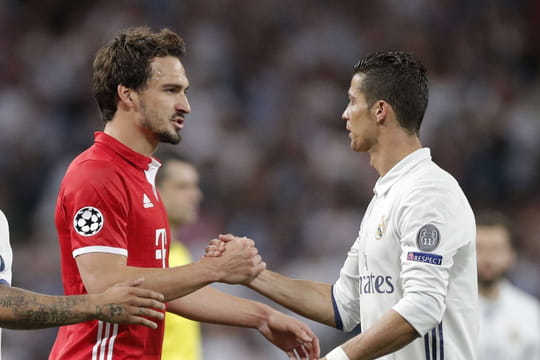 Real - Bayern: le résumé et les buts en vidéo
