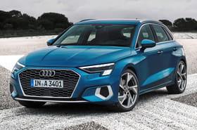 Nouvelle Audi A3Sportback: elle passe à l'hybride! Les photos [prix]