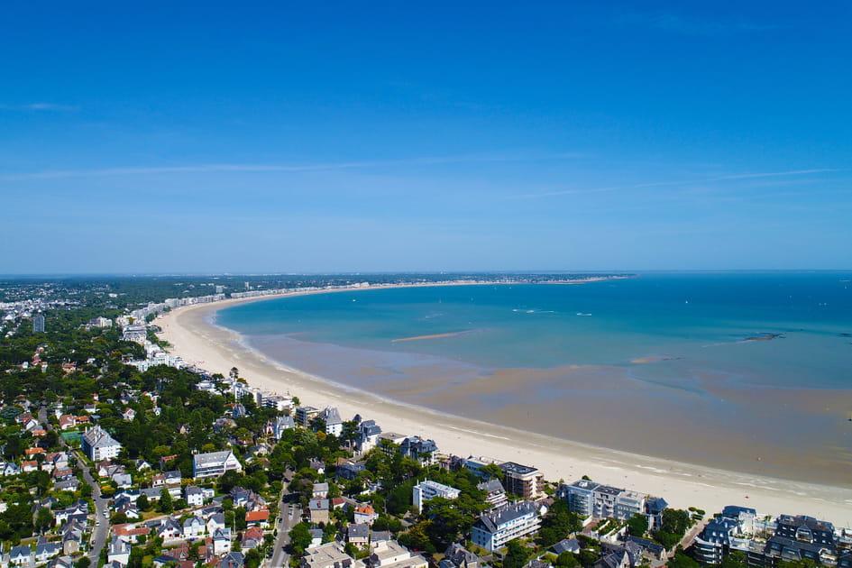 Plus longue plage: La Baule