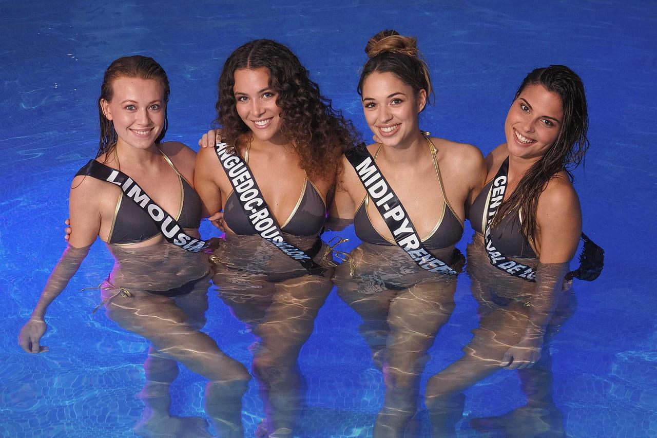 Miss France: le test de culture générale et les photos en maillot de bain dévoilés