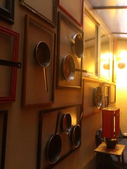 Buena Pizza Social Club  - Le boudoir de l'homme à poêles  -