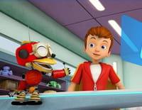 Mon robot et moi : Gags et courtoisie