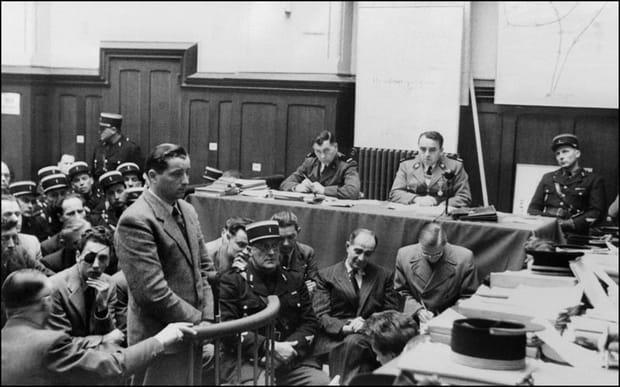 Le procès de Bordeaux