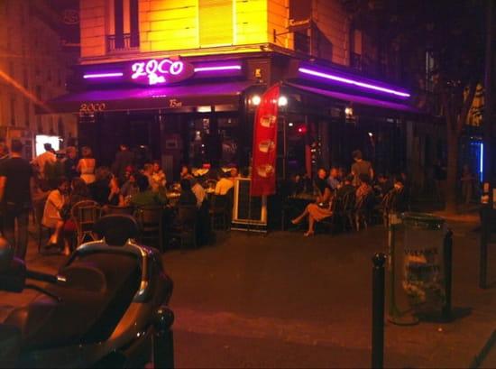 Restaurant : Zoco
