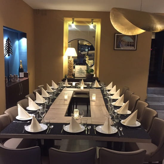 Restaurant : Le Cèdre