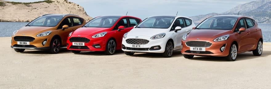 La nouvelle Ford Fiesta en images