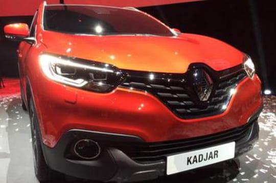 Renault Kadjar: photo, prix, date desortie, ce que l'on sait, ce qui est gardé secret