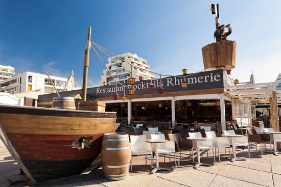 La Plage des Pirates  - La Plage des Pirates - Vue sur la terrasse -   © Fred