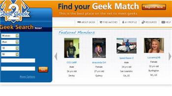 Site de rencontre pour ado geek