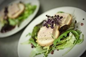 Kiwizine  - Foie gras fait maison -   © Jonathan Russel