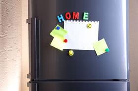 Nos idées pour une porte de frigo originale