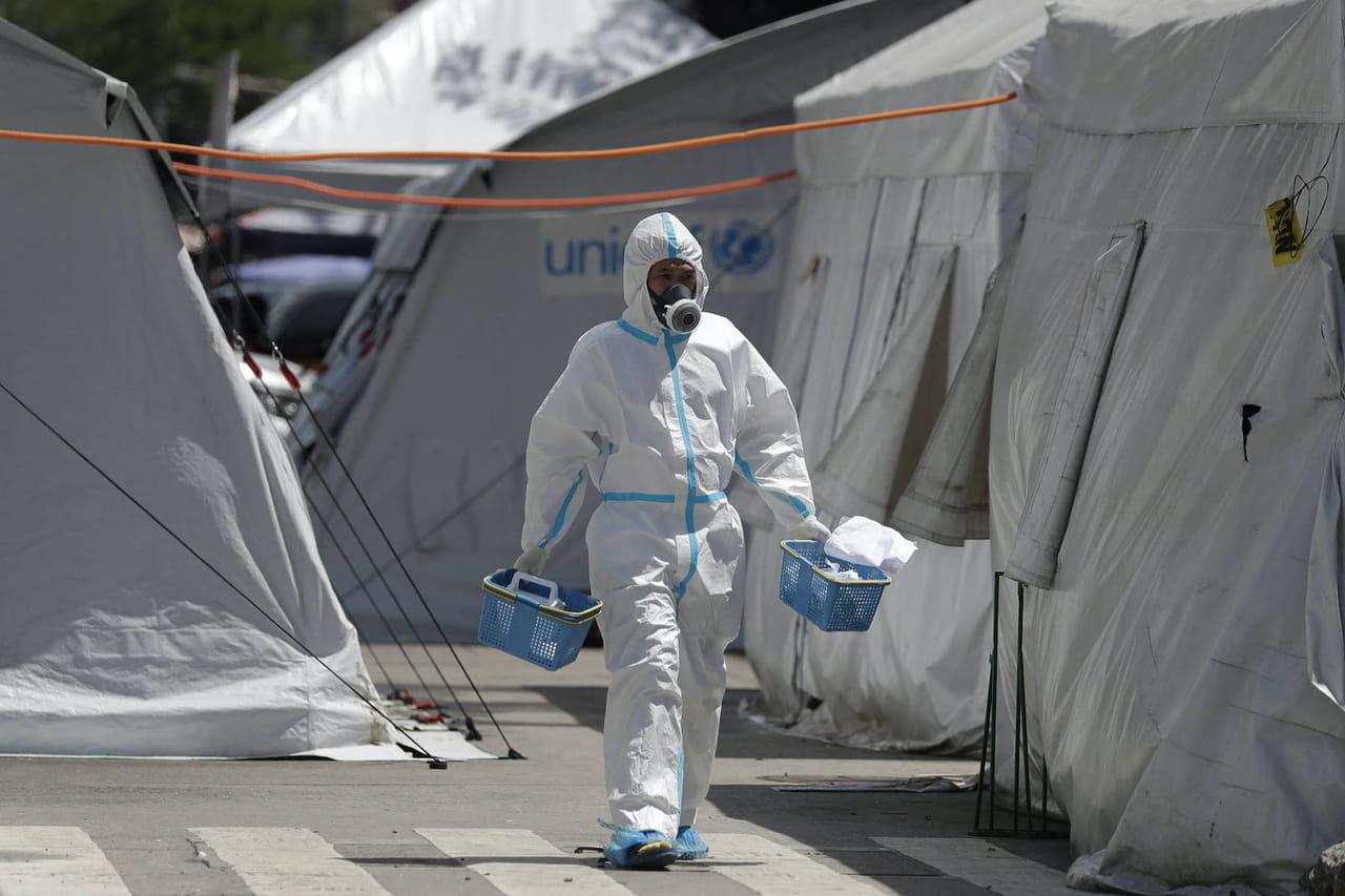 Coronavirus dans le monde: USA, Philippines, Polynésie française... Les chiffres et dernières infos