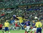 Football : Coupe du monde - Brésil / France