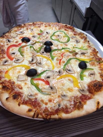 L'Aixpress Pizza  - Pizza -