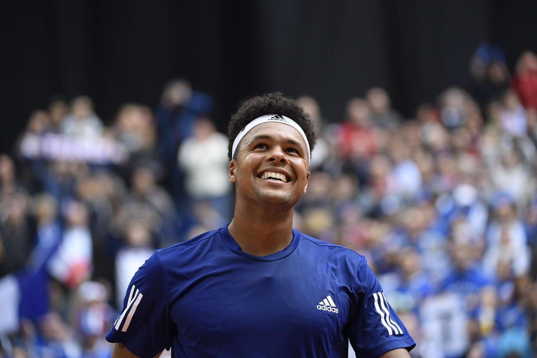 Coupe Davis: la finale France-Belgique à Lille