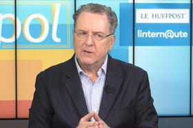 Richard Ferrand, soutient Macron et charge Fillon