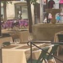 Les Magnolias  - cuisine française -