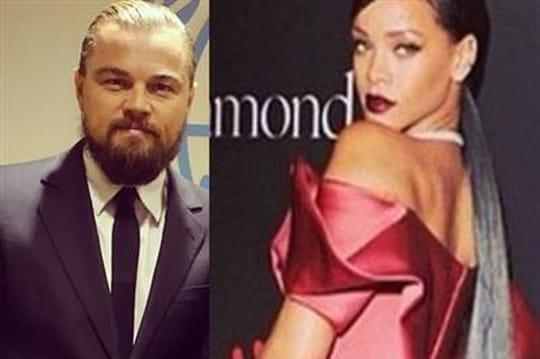 Leonardo DiCaprio : des photos confirment sa relation avecRihanna