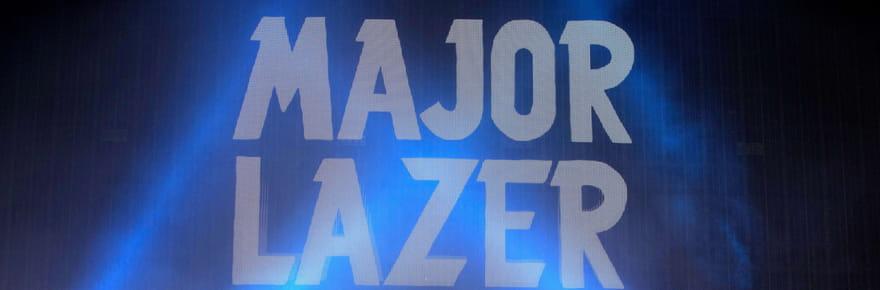 Rock en Seine 2019: Major Lazer à la programmation, billets en vente