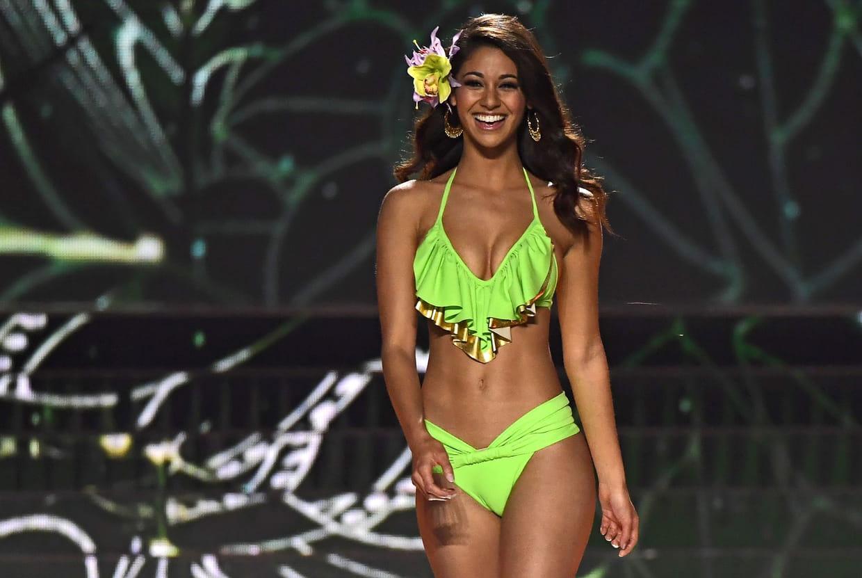Aurore Kichenin en bonne place pour Miss Monde