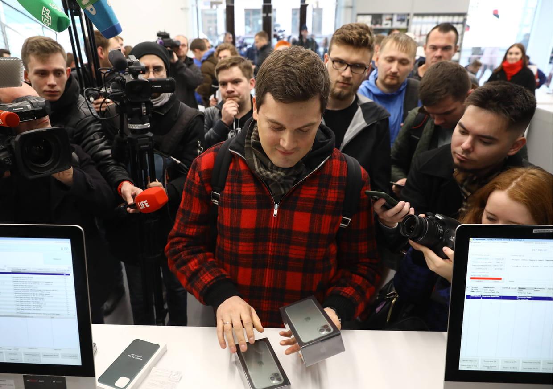 foto de iPhone 11 Pro : le nouvel iPhone est disponible ! Prix et infos